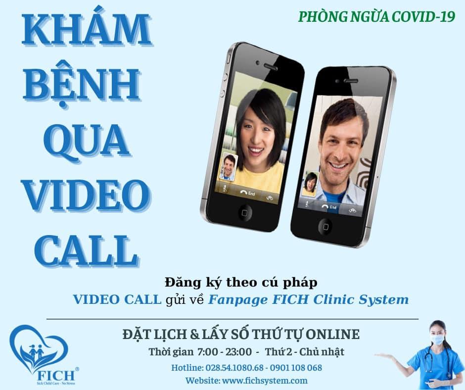 Dịch Vụ Khám Bệnh Qua Video Call